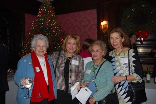 Alumnae Holiday Wine Tasting