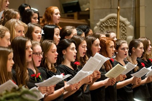 Marymount Singers